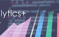 Analytics+ロゴ