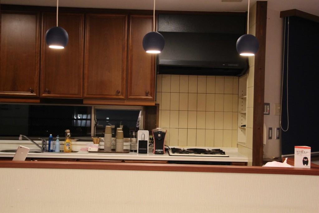 ラーニングカフェのカウンター