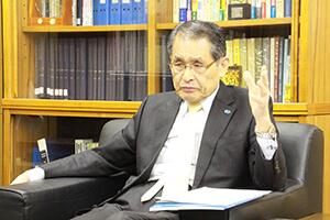 一般社団法人 日本フランチャイズチェーン協会 専務理事 伊藤廣幸 インタビュー2枚目