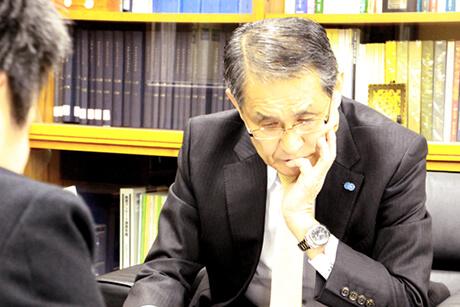 一般社団法人 日本フランチャイズチェーン協会 専務理事 伊藤廣幸 インタビュー4枚目