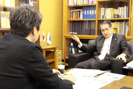 一般社団法人 日本フランチャイズチェーン協会 専務理事 伊藤廣幸 インタビュー6枚目