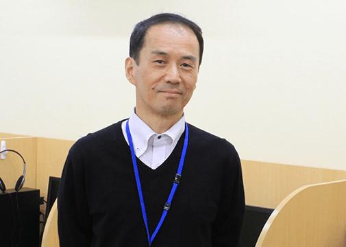 個別学習セルモ 神代上ノ原教室 塾長 中村 龍三様