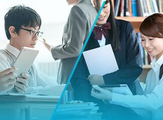 初等・中等教育向け教材電子化サービス
