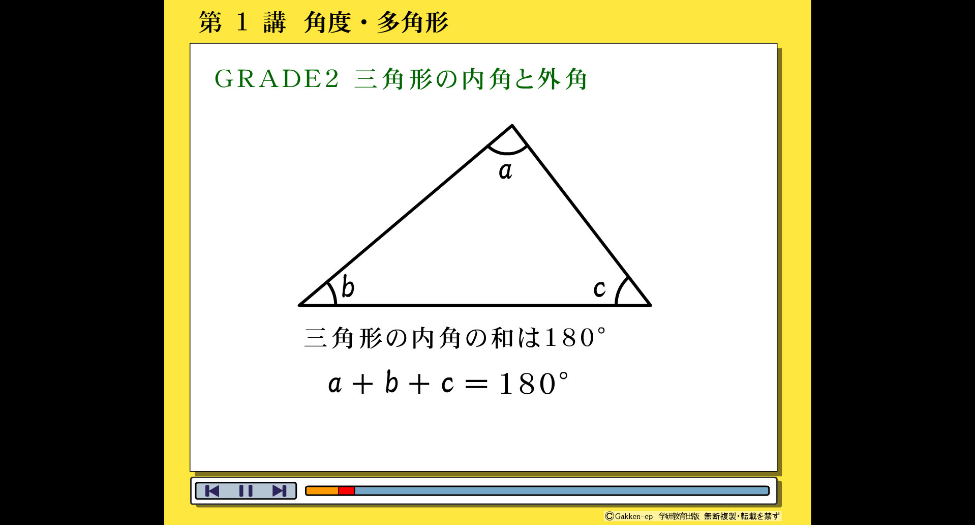 G-2 基礎学力中級 数学