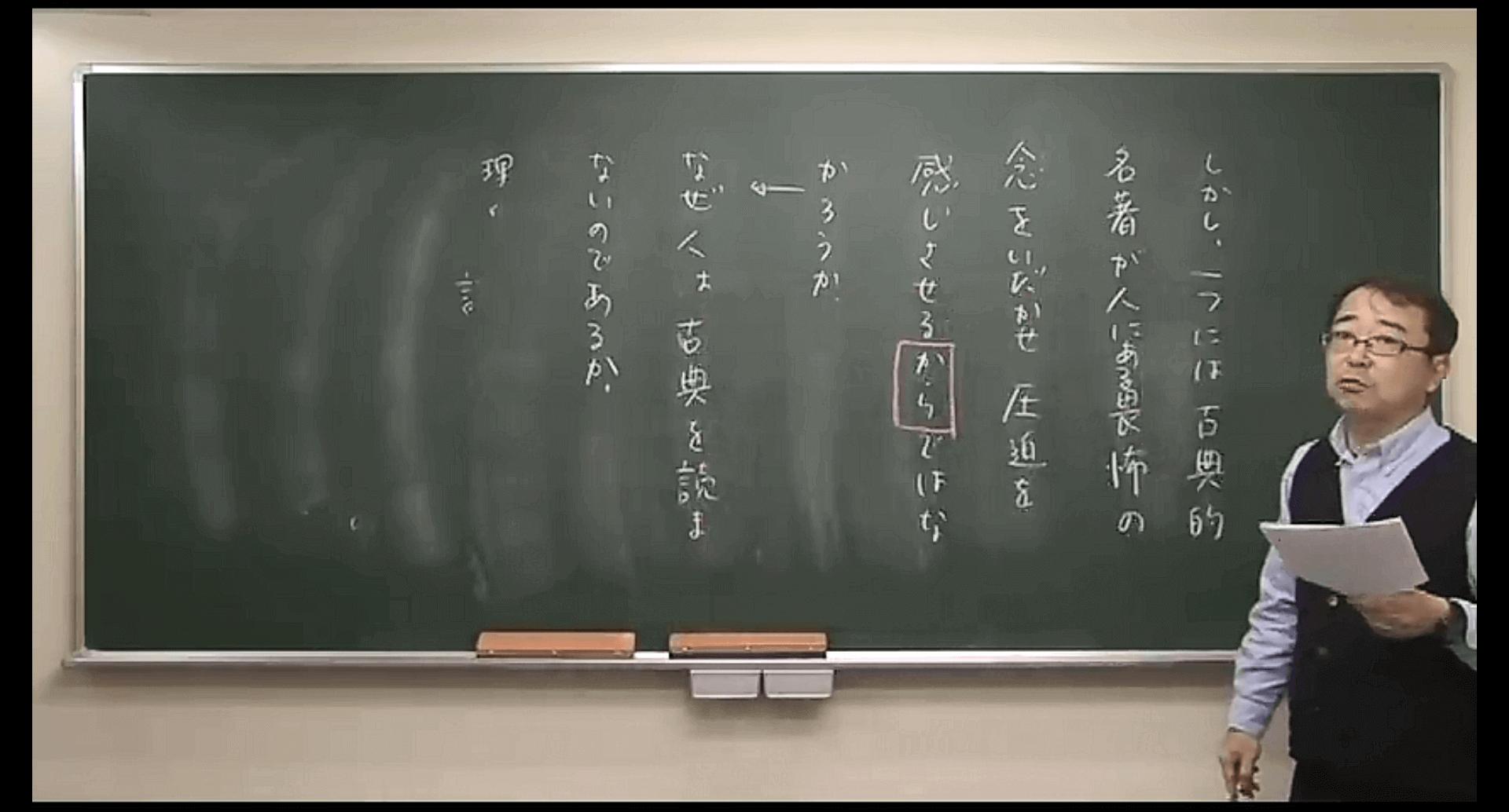 体系大学入試現代文ベーシックレベル
