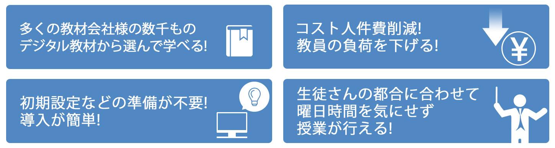 StudyPadサービスを利用するメリット